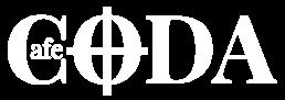 Image of the Cafe Coda Logo.