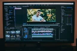 Video editing is used to create the final product in commercial video production process.